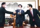 박병석 중재안으로 잠시 멈춰선 여야 공수처 대립…25일 재충돌 하나?