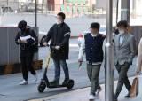 '킥라니' 주의보…내달 10일부터 13세 이상, 자전거도로 달린다