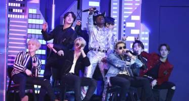 BTS 그래미도 뚫었다…'베스트 팝 그룹 퍼포먼스' 후보