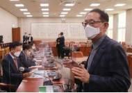 """野 """"윤석열 오고 있다, 입장 듣자""""…與 """"국회 능멸행위"""" 거부"""