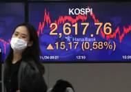 코스피 상승 출발…전날보다 0.75% 오른 2637.34