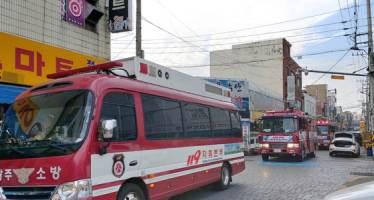 서울 마포구 모텔서 방화로 2명 사망·9명 부상