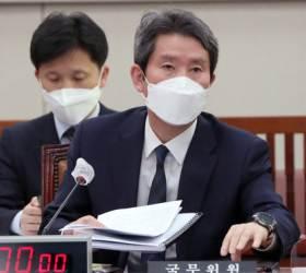 """이인영, 1984년 <!HS>김일성<!HE> 홍수지원 거론 """"北 식량 지원해야"""""""