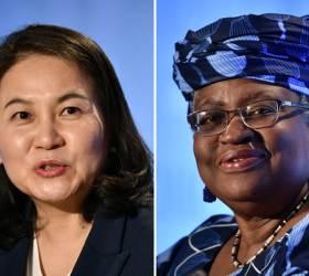 """<!HS>WSJ<!HE> """"바이든, WTO 유명희 접고 나이지리아 후보 지지할수도"""""""