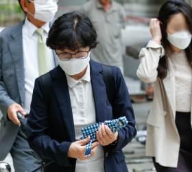 檢 '<!HS>환경부<!HE> <!HS>블랙리스트<!HE>' 의혹 김은경 전 장관에 징역 5년 구형