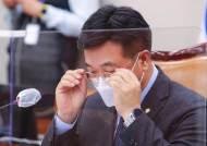 '찌라시' 발언 윤호중 사과 거부, 野 법사위 보이콧, 징계안도 제출