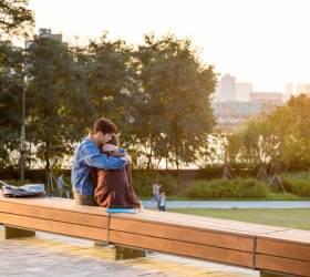 드라마 '스타트업'의 샌드박스···CG 섬 아니다, 한강에 있다