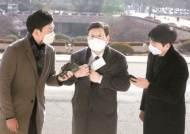 이용구 차관, 尹직무정지 날에도 원전의혹 백운규 변호했다