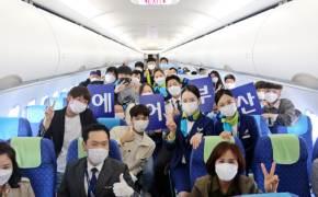 코로나19 시대 '목적지 없는 비행' 국제선도 뜬다…면세품 구매 가능