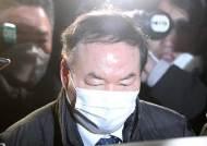 """[단독]""""尹, 왜 정치 포기선언 안하나"""" 집요하게 추궁한 정한중"""