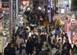 일본 코로나 하루 확진 첫 3000명대...스가 지지율 40%로 뚝