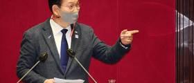 """송영길 """"美 핵 5000개 넘는데…북한 핵 보유 말라 할 수 있나"""""""