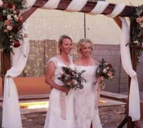 女캐디와 결혼, 신혼여행은 <!HS>US오픈<!HE>…LPGA 샤프 특별한 결혼