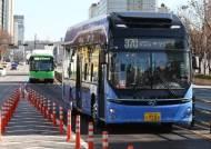 [사진] 서울 시내 달리는 수소버스