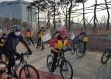 """서울시 자전거도로 이었더니…""""자전거 타고 춘천 가요"""""""
