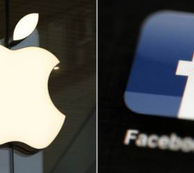 NYTㆍ<!HS>WSJ<!HE>에 애플 비판 전면 광고 낸 페이스북…왜?