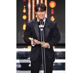 """김종국, SBS 연예대상 주인공…""""<!HS>유재석<!HE>·강호동 좋은 스승님"""""""