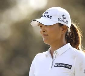 고진영, <!HS>LPGA<!HE> 투어 최종전 우승...4개 대회 뛰고 시즌 상금왕