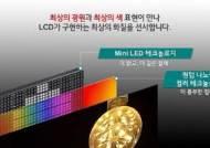LG가 'QNED' 명칭 먼저 썼다…삼성 'QLED'에 맞대응 성격