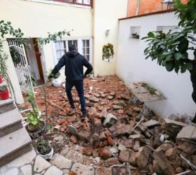 크로아티아에서 규모 6.4 <!HS>지진<!HE> 발생