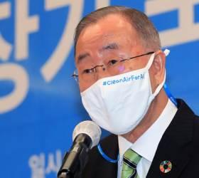 "<!HS>반기문<!HE> ""대북전단법, 국제사회 '반인권' 비난 자초…바로잡아야"""