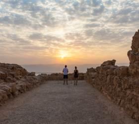 [<!HS>한<!HE> <!HS>컷<!HE> <!HS>세계여행<!HE>] 1000명이 여기서 순국했다… 유대인 최후의 사막 요새