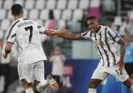 유벤투스 산드루 코로나 확진…전날 호날두와 83분간 경기