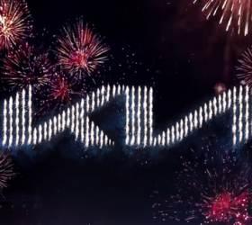 기네스북 오른 '<!HS>드론<!HE> 불빛'…KIA 새 로고·슬로건 공개