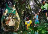'구찌에몽' '토토로에베'…만화 캐릭터와 사랑에 빠진 명품, 왜