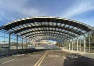 현대중, 방음터널에도 태양광…세계 첫 방음·발전 일체형