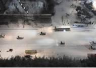 용인경전철, 폭설로 운행 중단…7일 시험운행 뒤 정상운행