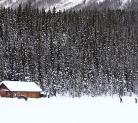[<!HS>한<!HE> <!HS>컷<!HE> <!HS>세계여행<!HE>] 겨울날의 로키, 에메랄드빛보다 매혹적인 흑백 세상