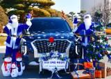 푸른 하늘 그리웠나…코로나 블루 시달린 작년 '파란 차' 인기