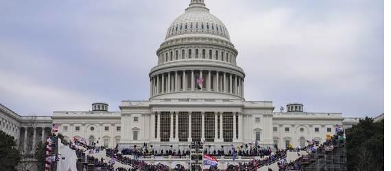 """""""전세계 변이하듯 퍼진다"""" 美의회 난입한 '큐어넌'의 정체"""