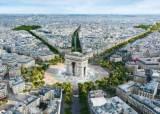 파리 샹젤리제를 1.9km 정원으로···여성시장의 녹색 프로젝트