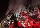 밤사이 연천서 교회에 불나 본당 전소…인명피해 없어
