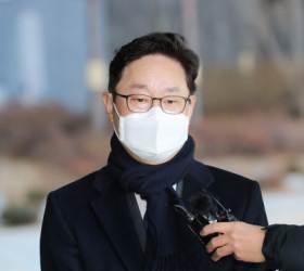 "<!HS>로펌<!HE> 출자 논란 박범계, 지분 처분했다…""이익배분 안받았다"""