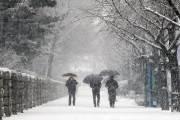 일요일 오후부터 또 눈폭탄, 수도권·강원 최대 15cm 쌓인다