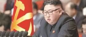 """北 어제 <!HS>열병식<!HE>…""""세계최강 수중전략탄도탄"""" SLBM 공개"""