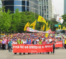 전국한우협회, 농수축산물 선물 한도 없는 '김영란법 개정안' 환영 성명서 발표