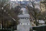워싱턴 사실상 계엄령…군인 2만명 '면도날 철책' 깔았다