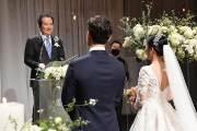 거리두기 2주 연장 발표날, 정 총리 신혼부부 주례선 사연