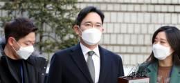 이재용 법정구속 '국정농단' 징역 2년6개월