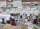 쌀·채소·달걀·한우 가격↑…'밥상 물가' 고공비행