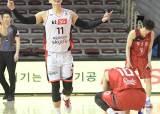 붕대 투혼 양홍석은 '농구 코트 황선홍'