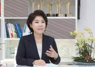 [월간중앙] 서울시장 탈환 선언한 조은희 서초구청장
