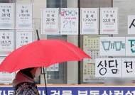 수도권 아파트 가격 주간 상승률, 9년 만에 최고치