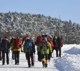 겨울 산행 제1계명 '레이어링 시스템'