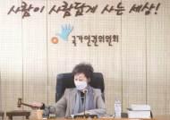 """박원순 고인됐지만…인권위 """"엄격히 판단해도 성희롱 인정"""""""