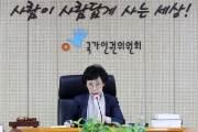 국가인권위가 본 '박원순 성추행 의혹 사건'의 결론은